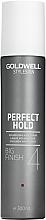 Profumi e cosmetici Spray capelli volumizzante - Goldwell Stylesign Perfect Hold Big Finish Volumizing Hairspray