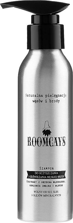 Shampoo per la pulizia della barba - Roomcays Shampoo — foto N2