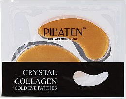 Profumi e cosmetici Maschera-Patch per gli occhi al collagene - Pilaten Crystal Collagen Gold Eye Mask