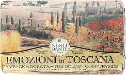 """Profumi e cosmetici Sapone """"Campagna dorata"""" - Nesti Dante Emozioni in Toscana Soap"""