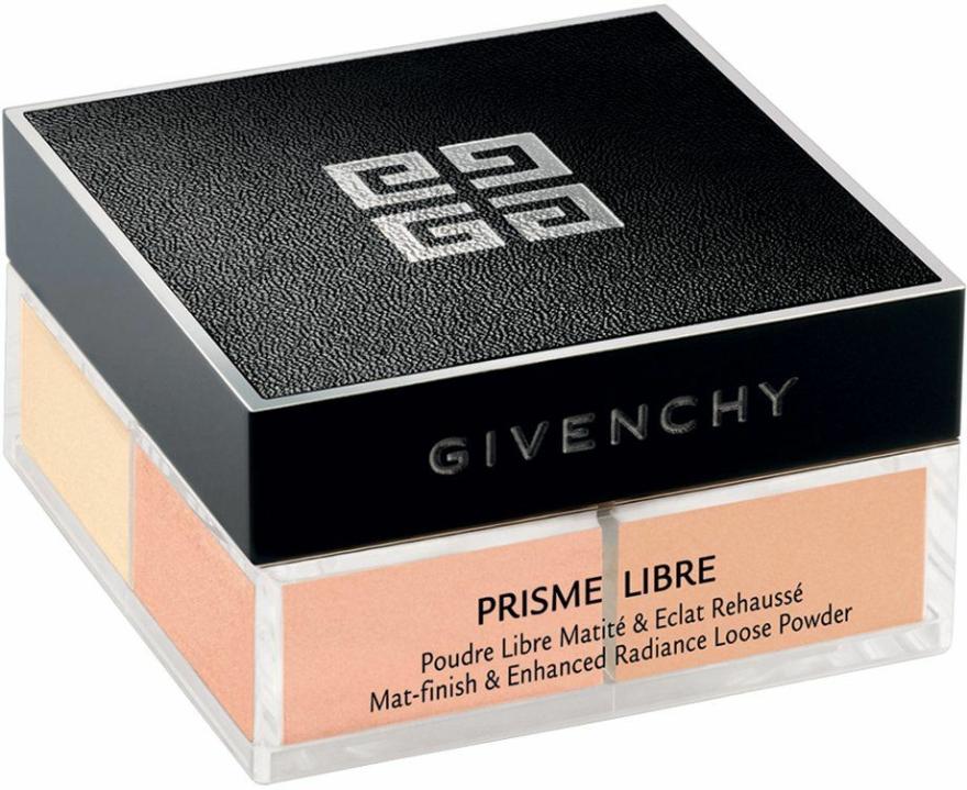Cipria in polvere - Givenchy Prisme Libre Mat-finish & Enhanced Radiance Loose Powder
