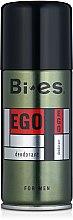 Profumi e cosmetici Deodorante-spray - Bi-es Ego