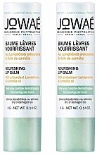 Profumi e cosmetici Set - Jowae Hand and Nail Nourishing (lip/balm/2x4g)