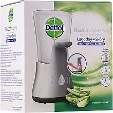 Profumi e cosmetici Sapone antibatterico, automatico - Dettol Aloe Vera&Vitamin E