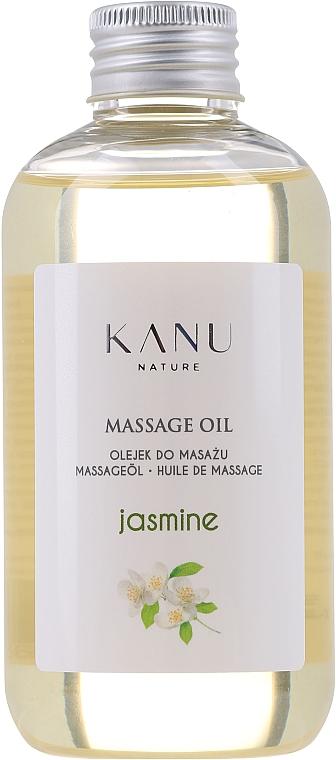 "Olio da massaggio ""Gelsomino"" - Kanu Nature Jasmine Massage Oil"