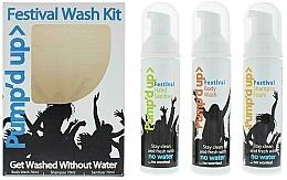 Profumi e cosmetici Set - Pump'd Up Festival Kit (sh/70g + sh/gel/70g + sanitiser/70g)