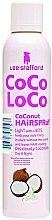 Profumi e cosmetici Spray per lo styling - Lee Stafford Coco Loco Coconut Hairspray