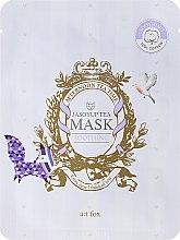 "Profumi e cosmetici Maschera viso lenitiva ""Jasoyup Tea"" - A:t fox Soothing Jasoyup Tea Mask"
