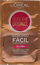 Profumi e cosmetici Salviette abbronzanti - L'oreal Sublime Self-Tan Face And Body Wipes