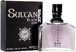 Profumi e cosmetici Jeanne Arthes Sultan Black - Eau de toilette