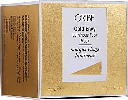 Profumi e cosmetici Maschera viso - Oribe Gold Envy Luminous Face Mask