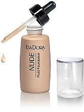 Profumi e cosmetici Fondotinta - IsaDora Nude Sensation Fluid Foundation
