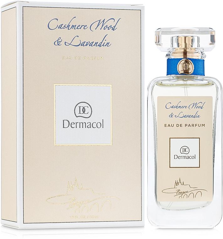 Dermacol Cashmere Wood And Levandin - Eau de Parfum — foto N2