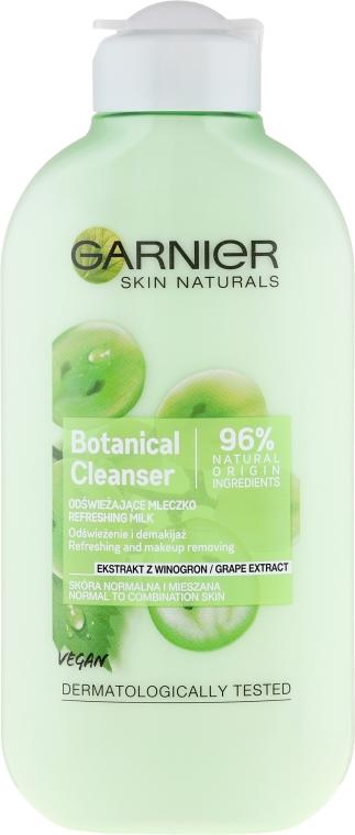 "Latte struccante ""Estratto d'uva"" - Garnier Skin Naturals Botanical Grape Extract Cleanser Milk"