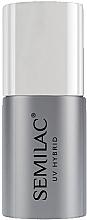 Profumi e cosmetici Top per smalto UV senza strato appiccicoso - Semilac Top No Wipe Sparkle Diamond