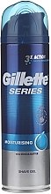Profumi e cosmetici Gel da barba - Gillette Series Conditioning Shave Gel