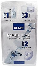 "Profumi e cosmetici Maschera ""Hyaluron Push Up"" - Klapp Mask Lab Hyaluron Push Up Mask"