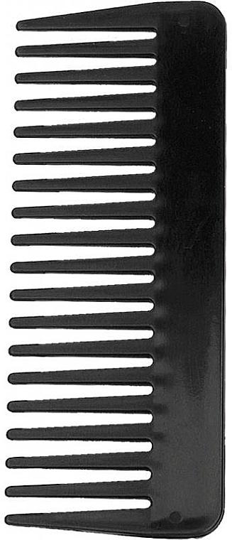 Pettine per capelli, 15.5 cm, nero - Donegal Hair Comb — foto N1