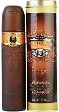 Profumi e cosmetici Cuba Orange - Eau de Parfum