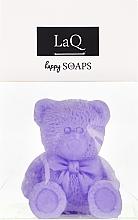 """Profumi e cosmetici Sapone naturale fatto a mano """"Orsetto"""" con profumo di lavanda - LaQ Happy Soaps Natural Soap"""