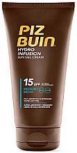 Profumi e cosmetici Crema-gel solare per il corpo - Piz Buin Hydro Infusion Sun Gel Cream SPF15