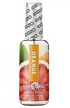 "Profumi e cosmetici Lubrificante a base d'acqua ""Orange"" - Egzo Aroma Gel Orange"