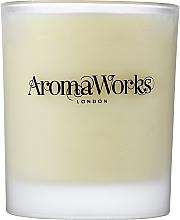 """Profumi e cosmetici Candela profumata """"Serenità"""" - AromaWorks Serenity Candle"""