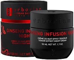 Profumi e cosmetici Crema viso, da notte - Erborian Ginseng Infusion Night Cream