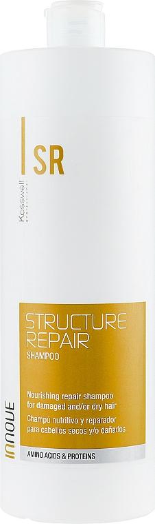 Shampoo rivitalizzante - Kosswell Professional Innove Structure Repair Shampoo — foto N3