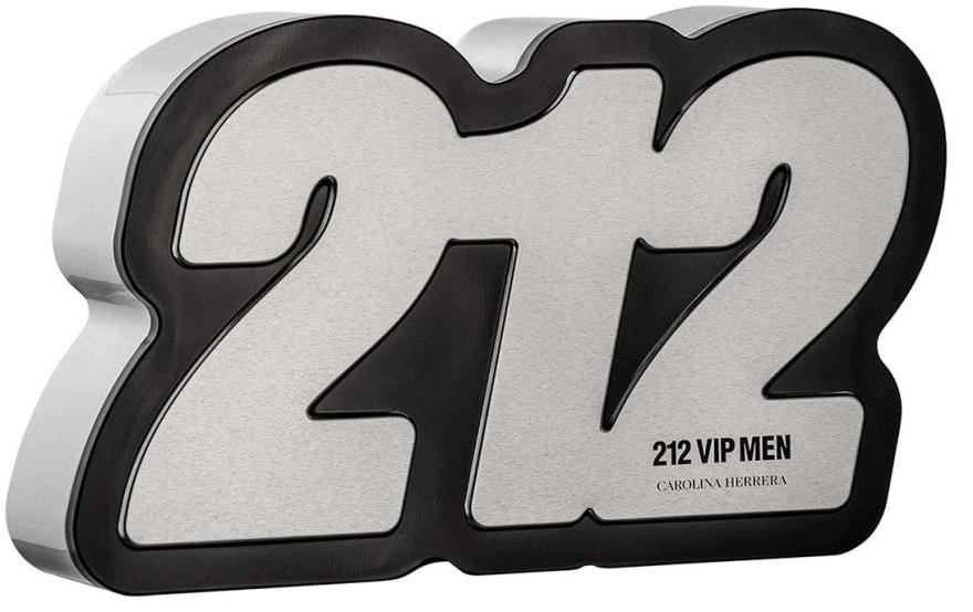 Carolina Herrera 212 VIP Men - Set (edt/100ml + sh/gel/100ml) — foto N2