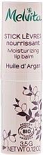 Profumi e cosmetici Balsamo labbra, con argan - Melvita L'Argan Bio