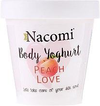 """Profumi e cosmetici Yogurt per il corpo """"Pesca"""" - Nacomi Body Jogurt Peach Love"""