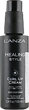 Profumi e cosmetici Crema per l'elasticità dei ricci - L'anza Healing Style Curl Up Cream