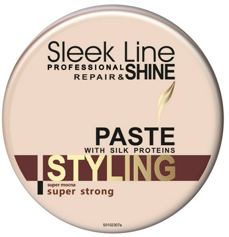 Crema per capelli - Stapiz Sleek Line Styling Paste