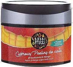 """Peeling allo zucchero per il corpo """"Pesca e Mango"""" - Farmona Tutti Frutti Sugar Scrub — foto N2"""