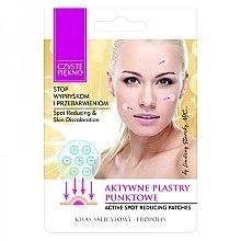 Profumi e cosmetici Patch viso per pelle problematica - Czyste Piekno Active Reducing Patches