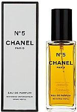 Profumi e cosmetici Chanel N5 - Eau de Parfum (Ricarica)