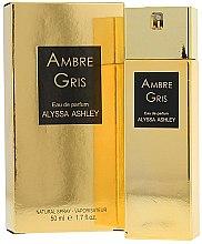 Alyssa Ashley Ambre Gris - Eau de Parfum — foto N2
