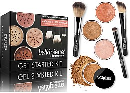 Profumi e cosmetici Starter kit per il trucco - Bellapierre Get Started Kit Deep