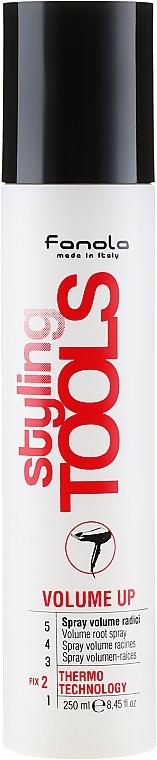 Spray volumizzante per capelli - Fanola Tool Volume Up Volume Root Spray