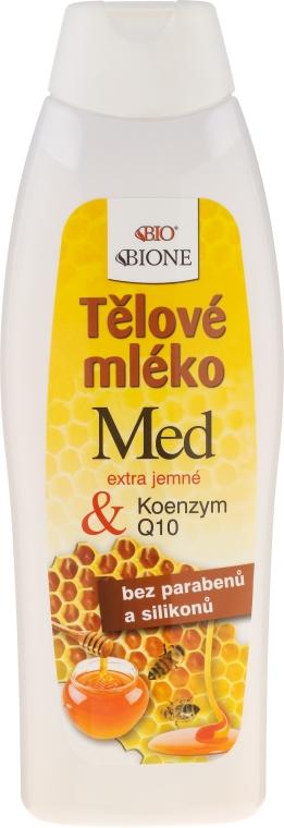 Lozione corpo - Bione Cosmetics Honey + Q10 Regenerative Body With Vitamin E Lotion