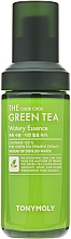 Profumi e cosmetici Essenza viso - Tony Moly The Chok Chok Green Tea Watery Essence