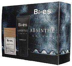 Profumi e cosmetici Bi-Es Absinthe Legend - Set (edt/100ml + sh/gel/150ml)