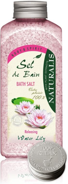 Sale per il bagno - Naturalis Sel de Bain Water Lily Bath Salt