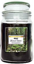 "Profumi e cosmetici Candela profumata ""Foresta Nera"" - Airpure Jar Scented Candle Black Forest"