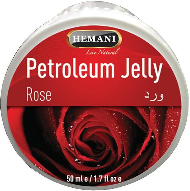 Vaselina con estratto di rosa - Hemani Petroleum Jelly With Rose