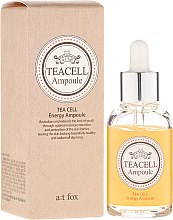 Profumi e cosmetici Siero viso rigenerante - A:t Fox Teacell Face Serum
