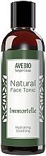Profumi e cosmetici Tonico viso - Avebio Natural Face Tonic Immortelle