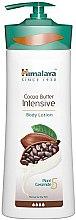 Profumi e cosmetici Lozione corpo idratante al burro di cacao - Himalaya Herbals Cocoa Butter Intense