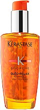 Profumi e cosmetici Olio capelli lisciante indelebile - Kerastase Discipline Oleo-Relax Advanced Morpho-Huiles